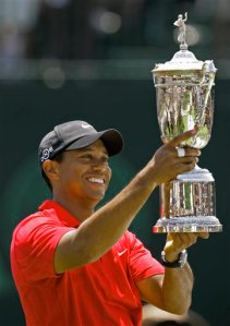 Tiger Woods 2008 US Open