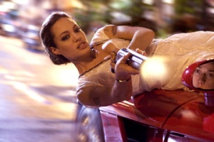Angelina Jolie in \